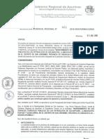 Resolucion Gerencial Regional n 044 2018 Gr Apurimac Grde