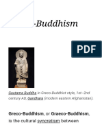 Greco Buddhism Wikipedia[1]