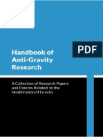 Handbook of Anti-Gravity Research