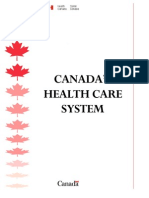 Canada's Health Care System