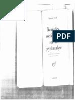 La Féminité -Freud