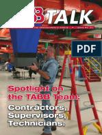 Spot Light on TAB Team