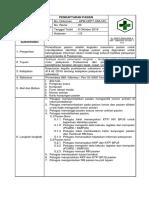 1. Sop Pendaftaran Pasien Berkebutuhan Khusus