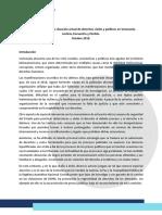 Informe General DDHH - JEP 7 Nov