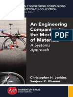 An Engineering Companion to the Mechanics of Materials _ a Systems Approach