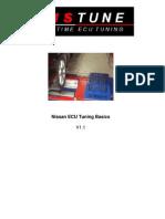 Nissan Ecu Tuning Basics