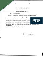 Cir 84 - Resumption of Assumption of Mortgage Program