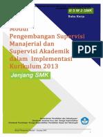 Buku Kerja Kurikulum 2013 SMK