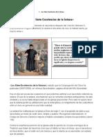 Sotana - Las Siete Excelencias de La Sotana