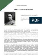 Caldenal Pie - La cia Doctrinal ++