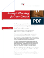 Strategic Planning for the church