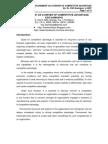 Competitive Advantage thro' Procurement