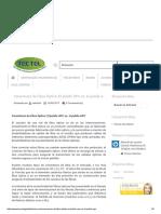 Conectores de Fibra Óptica_ El Pulido UPC vs APC