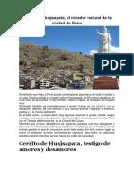Cerrito de Huajsapata