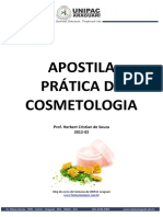 Apostila Prática Cosmetologia 2012-02