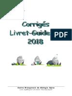 .Archivetempcorriges Livret Guide Ts 2018