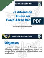 o Sistema de Ensino Na Forca Aerea Brasileira