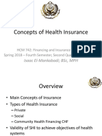 5 Concepts of Health Insurance Oct 18 2018