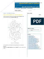 AutoCAD para todos - 100% Práctico_ Ejercicio desarrollado N° 07 - AutoCAD Sólidos 3D