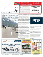 Platinum Gazette 09 November 2018