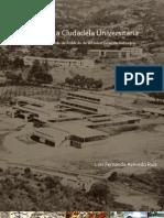 De Liceo a Ciudadela Universitaria. Historia de la sede de Robledo de la Universidad de Antioquia