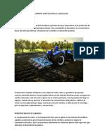 Manual Técnico de Maquinaria Agrícola Para El Agricultor