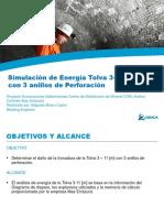 Analisis de Energia Tolva 3 - 11 Mts. (3 Anillos)