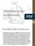 The Battle of the Confederates