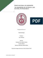 Sedimentologia- Registros eléctricos