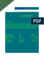telephone call.docx