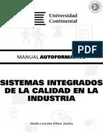 A0531 Sistema Integrado de Calidad en La Industria ED1 V1 2017