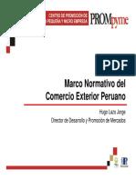 marco normativo del comerecio del perú.pdf