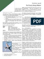 Flat Kites Part 1 PIPAS ORNAMENTAIS