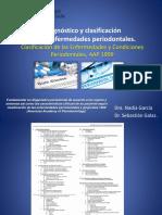 4.1- Diagnostico y Clasificacion EP ARMITAGE 99