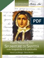 Madre Marianna Nasi. Sfumature di santità