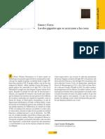 Gauss y Goya los dos gigantes que se acercaron a las cosas.pdf