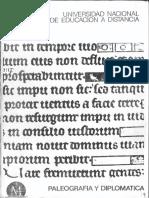 Paleografía Uned 1