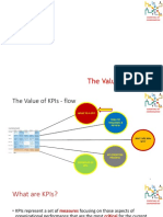 4. THE VALUE OF KPIs