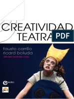 Creatividad Teatral