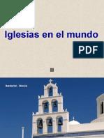 Iglesias en el mundo