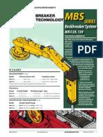 Especificaciones TRAMAC 125