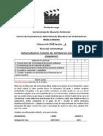 Escala de rango CORTOMETRAJE EDUCACION AMBIENTAL 200944161.docx