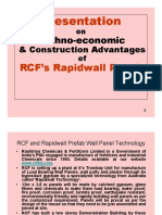 RCF's Rapidwall Panels