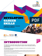 Developing Career Skills a Guide for Teachers and Careers Professionals