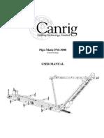 PM 3000 User Manual