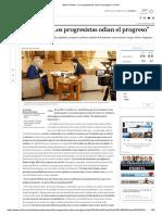 Steven Pinker - Los progresistas odian el progreso