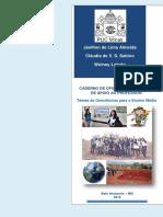 CADERNO DE OFICINAS PEDAGÓGICAS DE APOIO AO PROFESSOR: