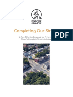 Capital Region Complete Streets Albany Complete Streets Coordinator Report