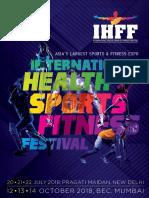 IHFF Brochure