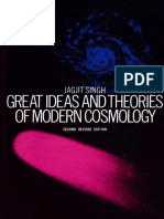 Jagjit Singh-Great Ideas and Theories of Modern Cosmology-Dover Pubns (1966)